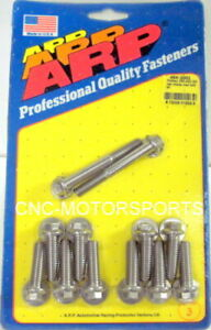 Arp Intake Manifold Bolt Kit 494 2001 Pontiac 350 455 Uses 3 8 Socket