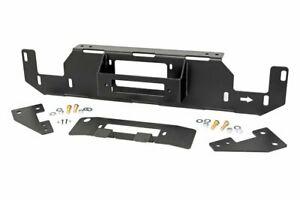 Rough Country Hidden Bumper Winch Mounting Kit Fits 2015 2020 Ford F150