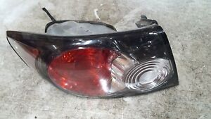 2007 Mazda 6 L Driver Tail Light Factory Oem 2006 2008 Free Shipping