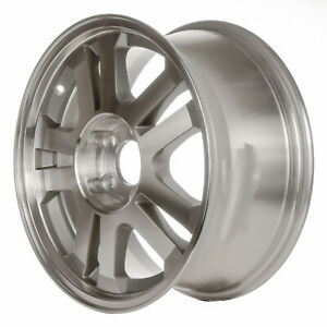 03649 New Compatible 17in Aluminum Wheel Fits Ford Mustang 2005 2008 Machined