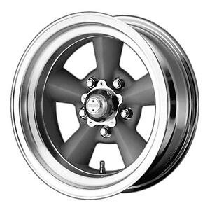 American Racing Vn3095565 Tto Series Wheel 15 X 5