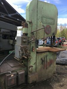 13472 Doall Model 2013 Vertical Band Saw 20 Capacity