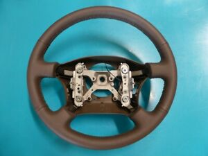 Lexus Lx450 Toyota Land Cruiser 80 Series Steering Wheel New Leather