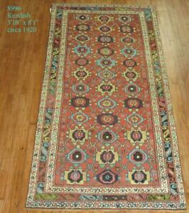 Antique N W Persian Kurd Rug