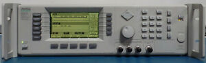 Anritsu 69367b 012915 Synthesized Signal Generator 10mhz To 40ghz Options