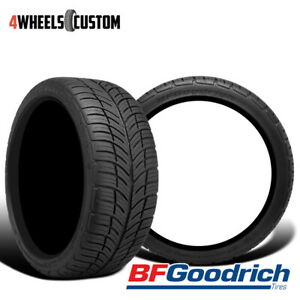 2 X New Bf Goodrich G Force Comp 2 A S 235 45 17 97w Ultra High Performance Tire