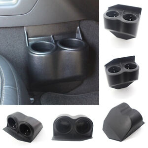 Double Cup Drink Holder Black In Color For C5 Corvette Travel Buddy 1997 2013