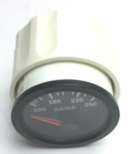 Vdo Vision Water Temperature Gauge 2 1 16 310 105 Nos