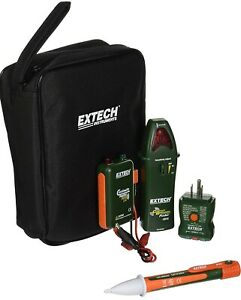 New Extech Cb10 kit Handy Electrical Troubleshooting Kit With 5 Functions