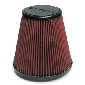 Airaid 701 455 Synthamax Air Filter Red 6in Tall Tapered Conical