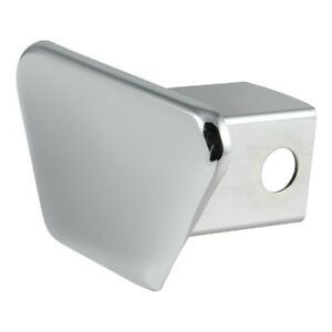 Curt 2 Steel Trailer Hitch Receiver Tube Cover Packaged 22101