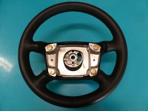 Porsche 911 993 996 Boxster Custom Padded Steering Wheel New Leather