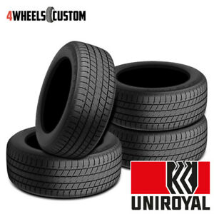 4 X New Uniroyal Tiger Paw Touring 225 50 17 94t All Season Tire