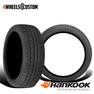 2 X New Hankook Ventus S1 Noble2 H452 245 45 17 99w Ultra High Performance Tire