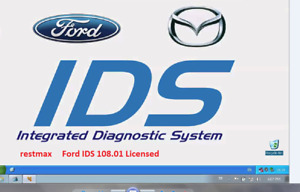 New Ford Ids 108 01 Licensed With Incode Calculator Mazda Ids 105 01
