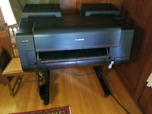 Canon Pro 2000 Printer 24 12 color Wide Format Photo Arts Graphics Printer