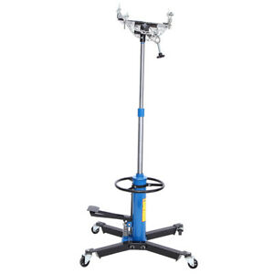 0 5 T 1100 Lbs 34 To68 Hydraulic Manual Transmission Jack For Car Auto Lift