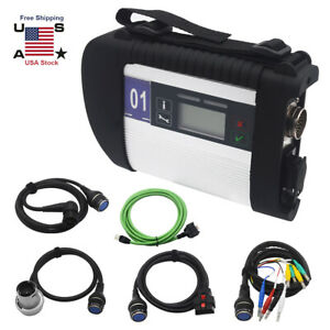 Mb Star C4 Mb Sd Connect Compact4 Diagnostic Tool For Mercedes Benz Software