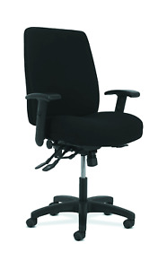 Hon Network High back Task Chair Computer Chair For Office Desk Black Fabric