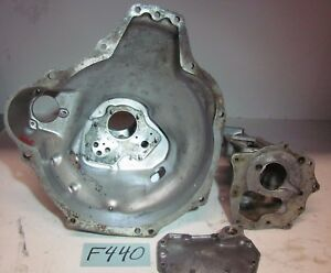 Used Oem A h Sprite 948cc 9c Smooth Case Gearbox Tailshaft Housing F440