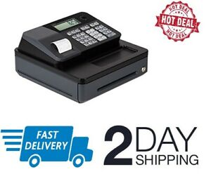 Casio Entry Level Thermal Cash Register Pcr t273 New 2019 Fast Shipping