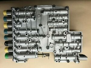 Zf6hp19 26 32 Valve Body With Emv Rebuilt And Tested A047 Plate