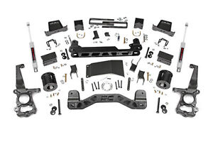 Rough Country N3 6 Suspension Lift Kit For 2015 2020 F150 4wd 55730