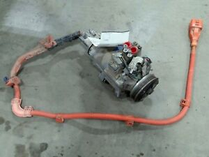 2006 2011 Honda Civic Sedan 1 3l Mx Hybrid Air Conditioner A C Ac Compressor