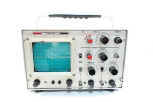 Ballantine 1010a 2 Channel Oscilloscope