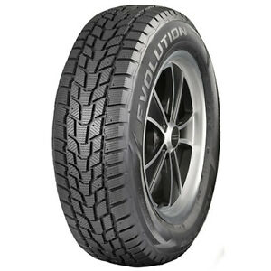 2 New Cooper Evolution Winter P235 45r17 Tires 2354517 235 45 17