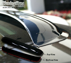 Ford Expedition 1997 2017 5pcs Wind Deflector In Channel Visors 3 0mm Sunroof