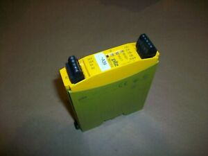 Pilz Pnoz Ml1p Safety Relay 773540 24vdc