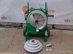 Greenlee 555 Pipe Bender 1 2 To 2 Inch With Rigid Shoes 1818 855 6 1 19