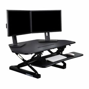 Flexispot Adjustable Corner Standing Desk Riser