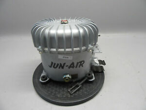 Jun air Model 6 100 120v 50 60hz 120psi 2900 3500r min 4 Gallon Compressor