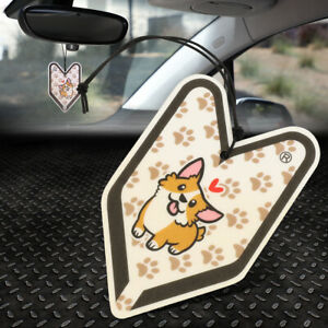 Tree Frog Young Leaf Wakaba Bubble Gum Scent Home Auto Car Hanging Air Freshener