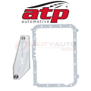 Atp Automotive Auto Transmission Filter Kit For 1989 1990 Ford Bronco Ii Bu