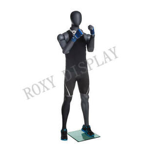 Male Mannequin Dress Form Display With Flexible Arms mz ni mfxg