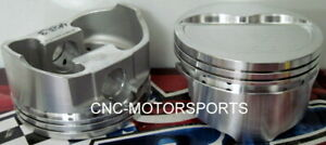 Sbc 383 Stroker Forged Srp Pistons 16cc Fits 3 750 Stroke 6 0 Rod 4 030 Bore
