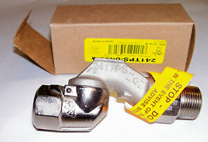 Opw 241tps 0492 3 4 X 3 4 Two Plane Hose Swivel Connector