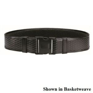 Bianchi 22122 7950 Accumold Elite Duty Belt Plain Black Small 28 34