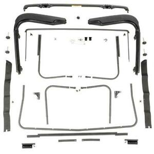 Rugged Ridge Factory Soft Top Hardware For 97 06 Jeep Wrangler Tj 13510 03