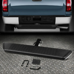 For 2 Receiver Trailer Towing Hitch Step Bar Guard 36 Wide X 5 5 Long Black