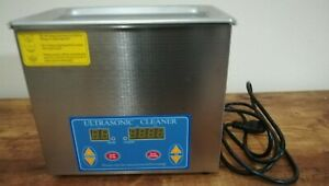 Ultrasonic Cleaner With Digital Timer And Heating