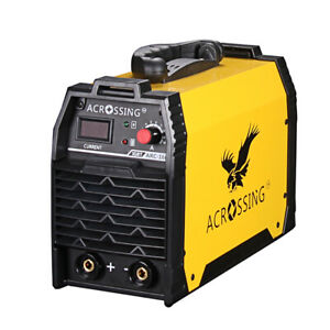 acrossing Mma Arc 160 Welder 110v 220v Dual Voltage Welding Machine