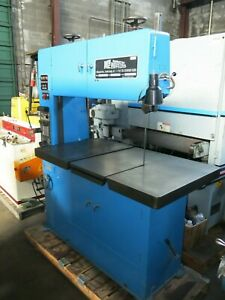 Used Band Saw | MCS Industrial Solutions and Online Business