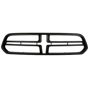 Ch1200379 New Grille Shell Fits 2014 2019 Dodge Durango 1xv16tzzac