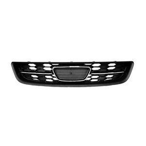 Fo1200591 New Grille Fits 2013 2014 Ford Mustang Base V6 W Pony
