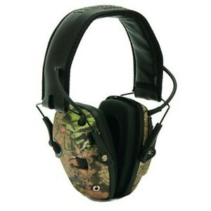 Howard Leight R 01530 Impact Sport Electric Camo Earmuffs Hearing Gun Protection