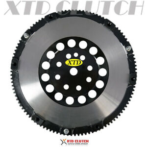 Xtd 12lbs Steet Racing Flywheel Fits For Hyundai Tiburon 2 7l